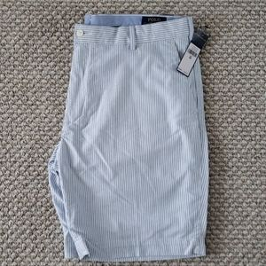 Mens Seersucker shorts